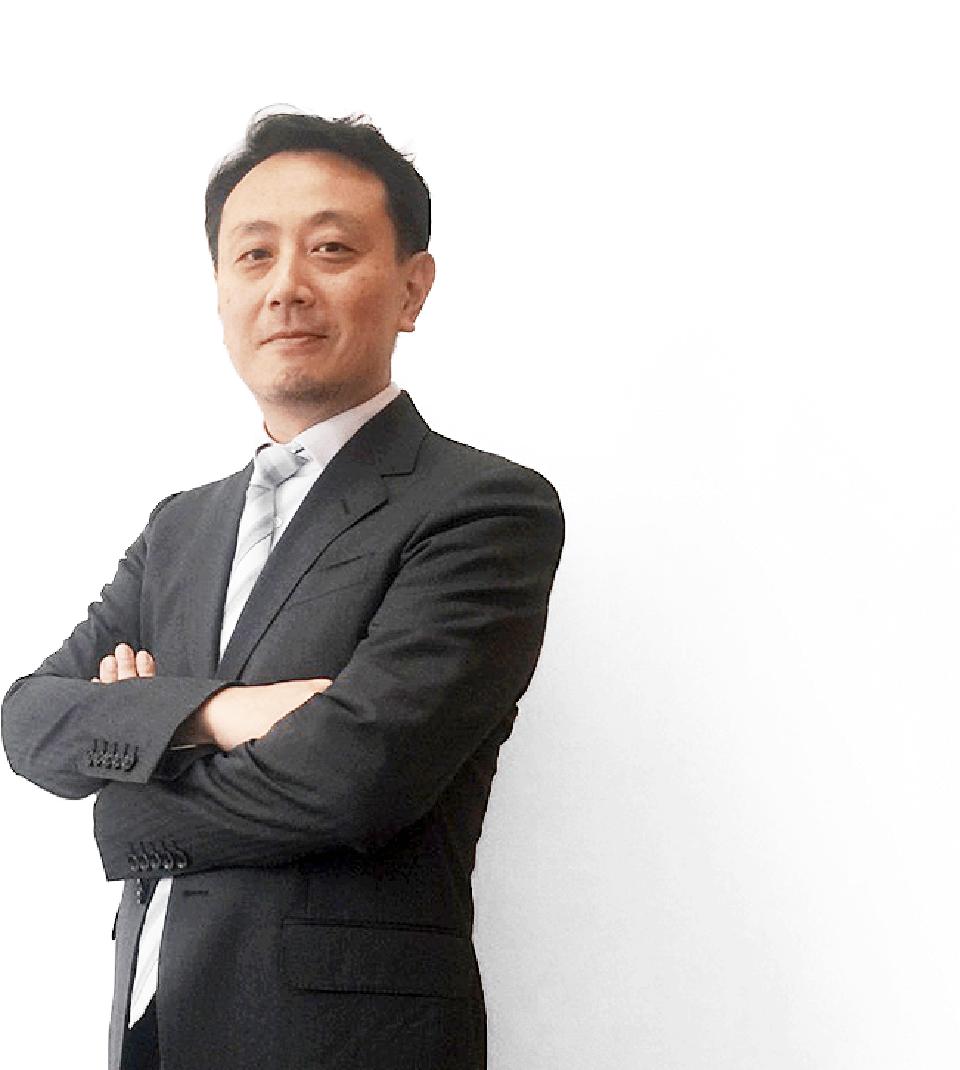 代表取締役 鎌野 宏一朗